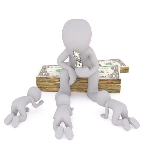 dollar currency capitalism
