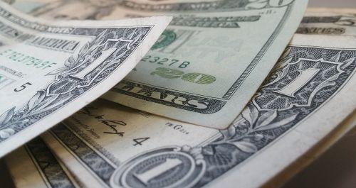 dollars banknotes money