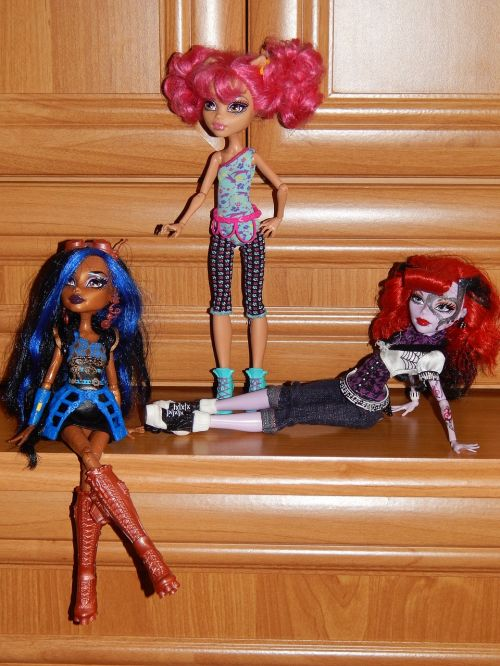 dolls figurines characters