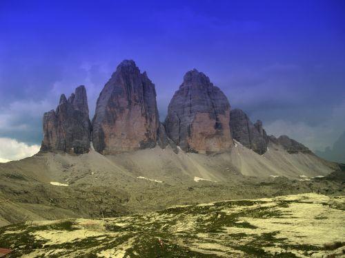 dolomites south tyrol mountains