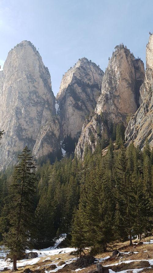 dolomites mountains national park