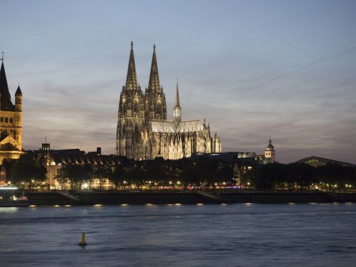 dom cologne church