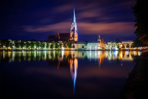 dom schwerin long exposure