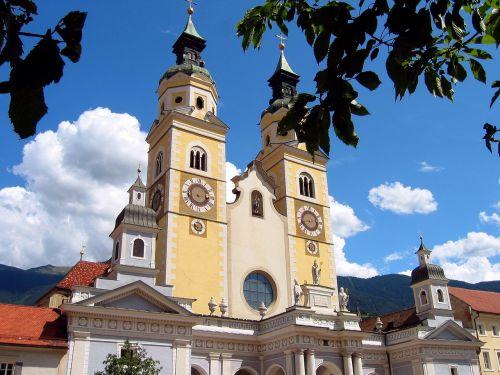 dom bressanone church