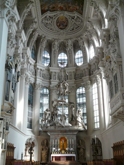 dom altar st stephan