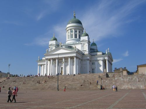 dom helsinki church