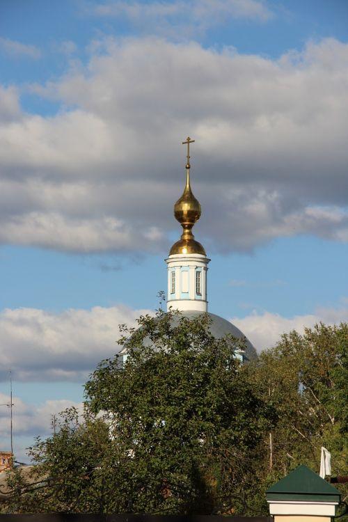 dome church temple