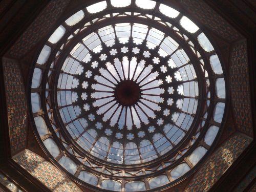dome light sun