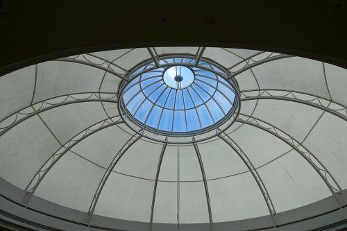 dome skylight circular
