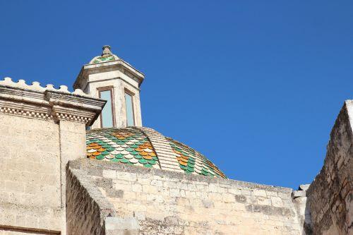 dome church ostuni