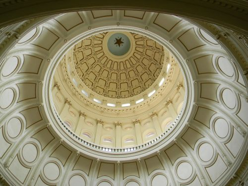 dome capitol texas