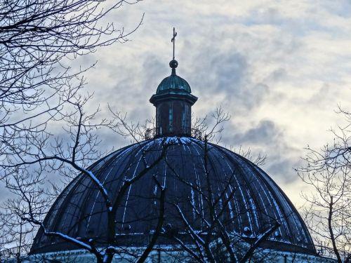 dome st peter's basilica vincent de paul