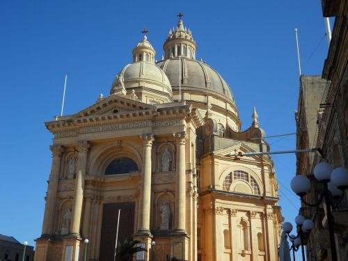 dome church dome gozo