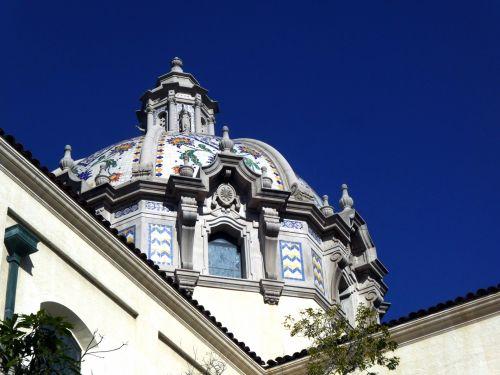Dome Of Catholic Church