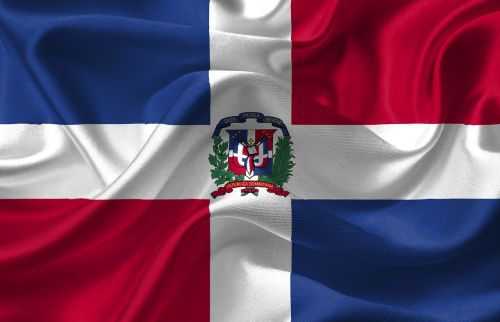 dominican republic flag country