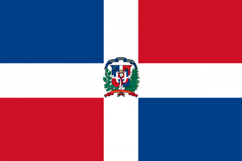 dominican republic flag national flag