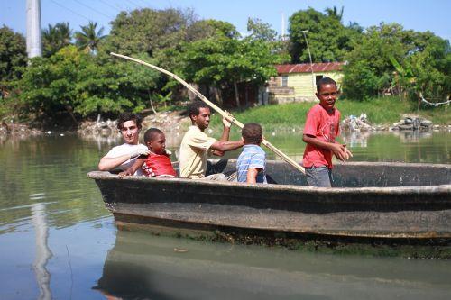 dominican republic nuevo renacer boat