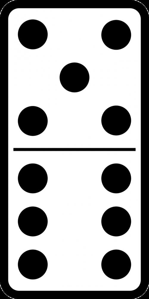domino game playing
