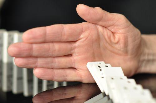 domino game corruption