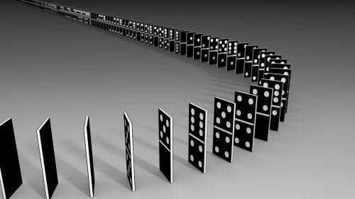 dominoes play play stone