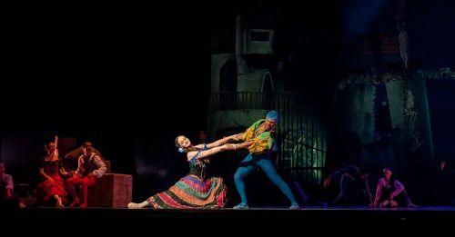 don quixote dulcinea ballet