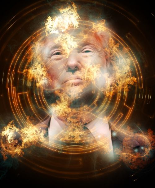 donald trump politics presidential