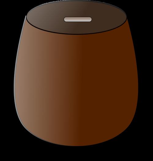 donation box piggy bank penny bank