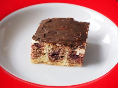 donauwelle cake dessert