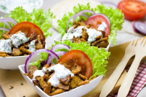doner kebab meatless vegetarian