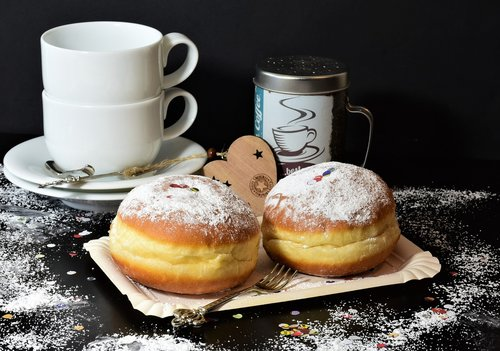 donut  sweet dish  dessert