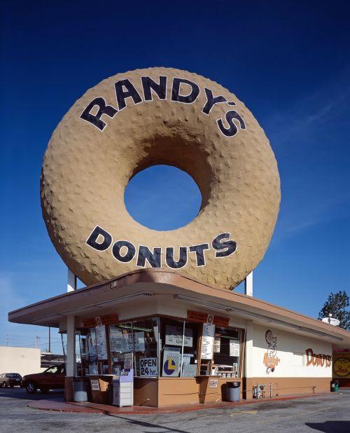 donut doughnut randy's donuts