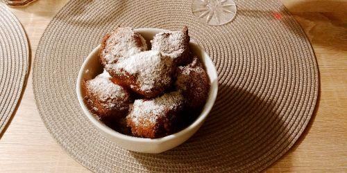 donuts burning sugar