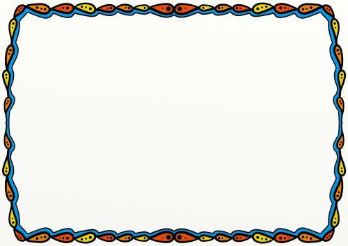 Doodle Border