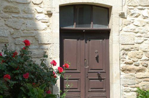 door house entry