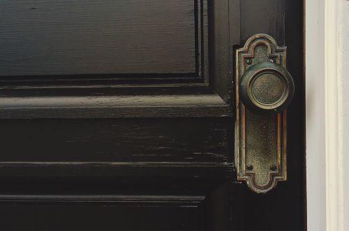 door knob vintage