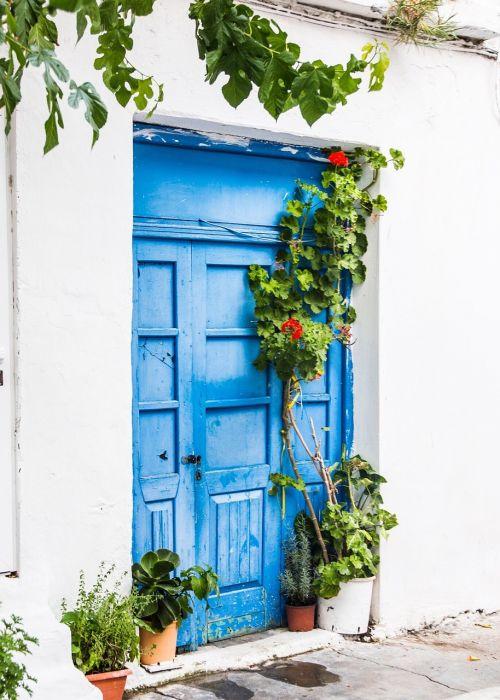 door greece old