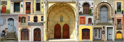 door input house entrance