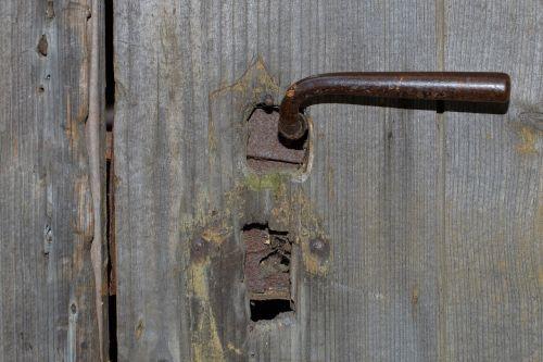 door castle door handle
