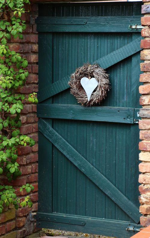 door goal front door
