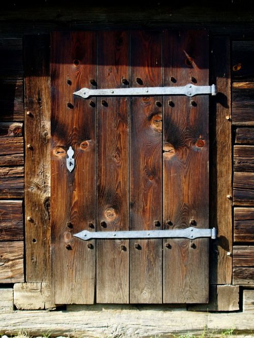 door gate wood