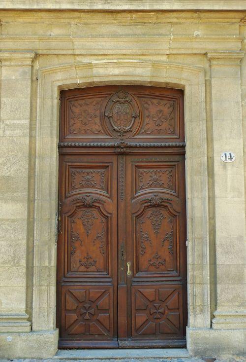 door goal input