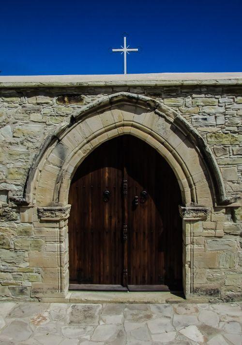door gate entrance