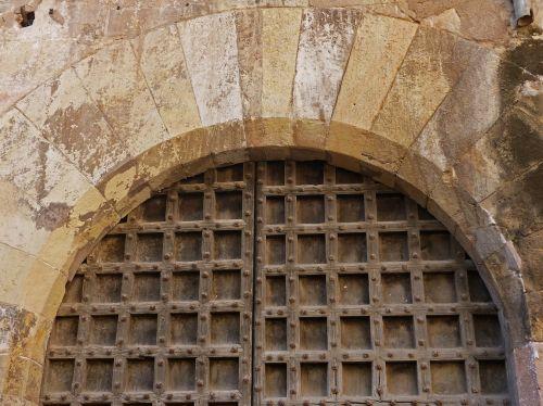 door arc old