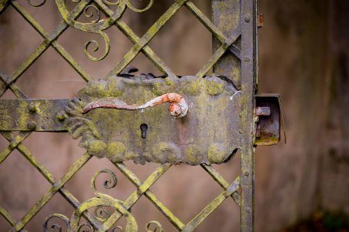 door goal security