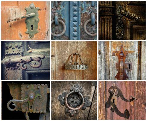 door door knob door handle