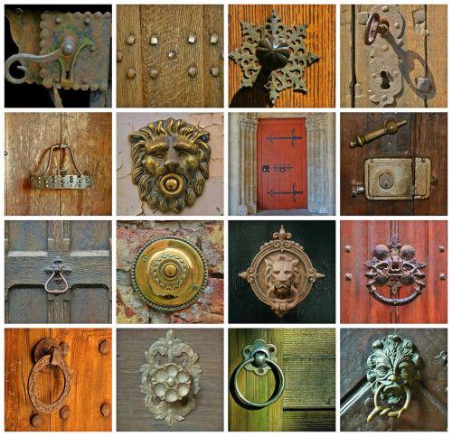 door doorknocker input