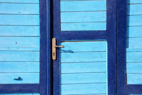 door wooden door input
