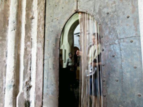 door metal curtain