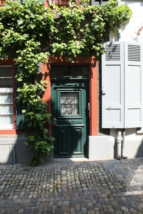 door gate entrance front door