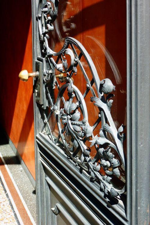door goal blacksmithing